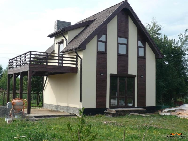 Дома под ключ Нижний Новгород