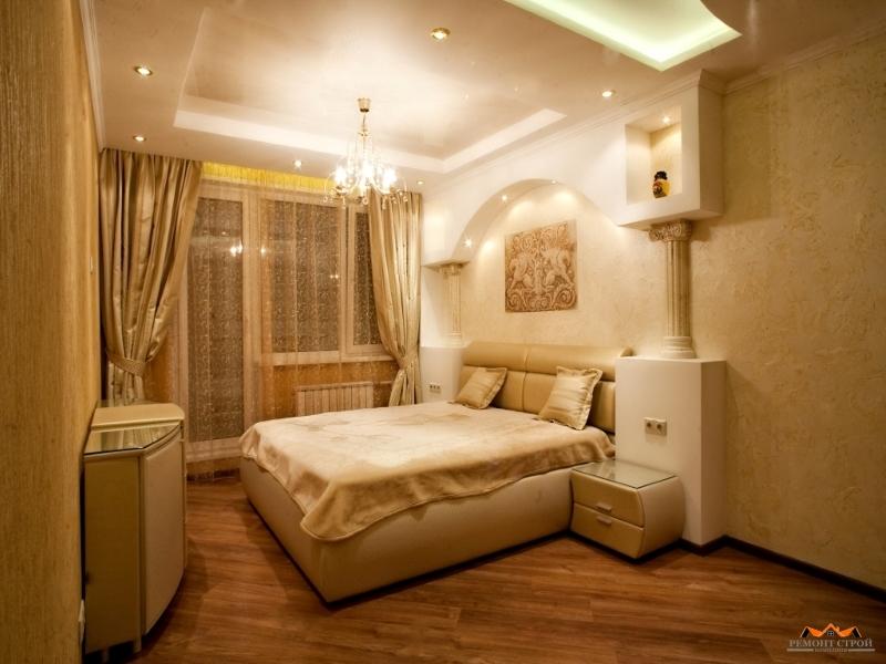 Евроремонт комнаты