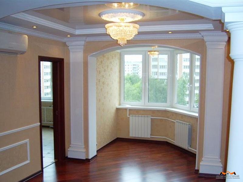 Отделка квартиры под ключ