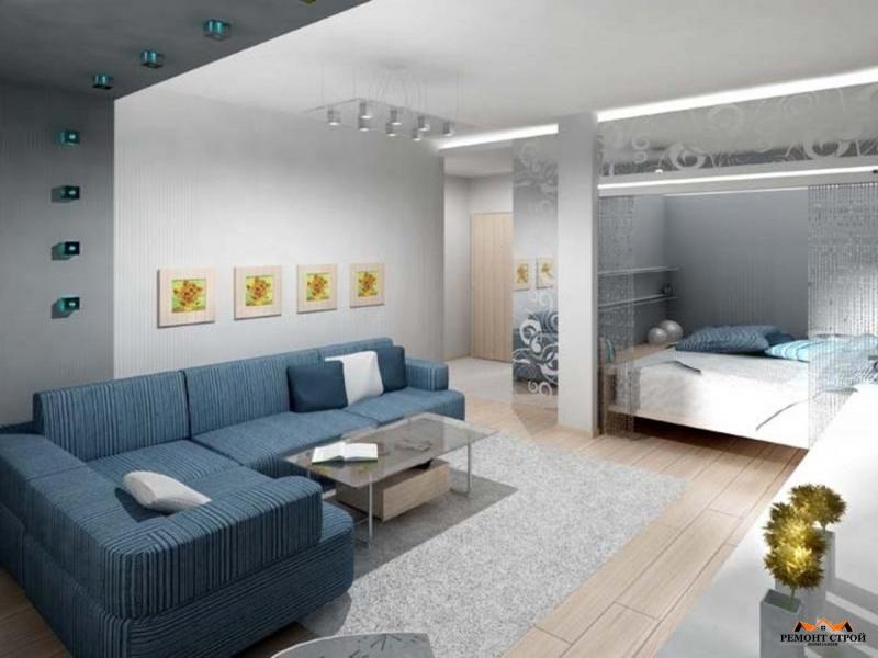 Ремонт 1 квартиры