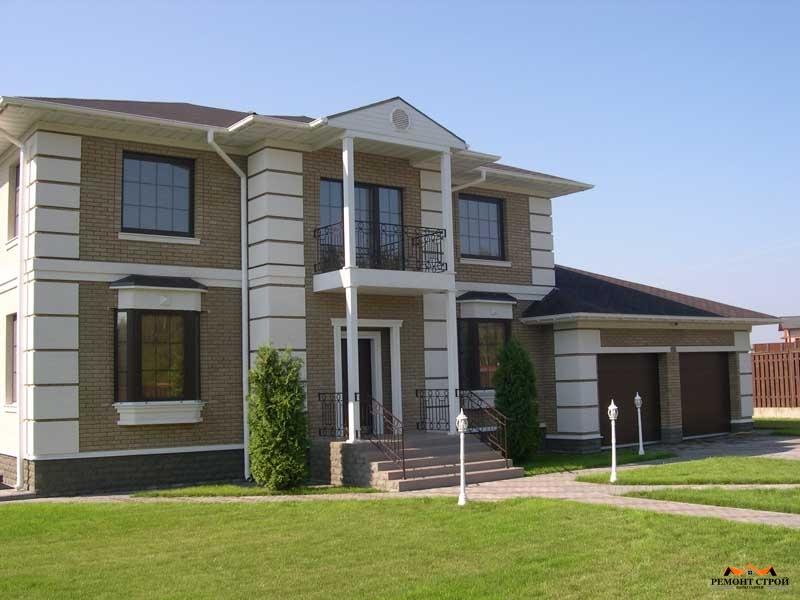 Строительство домов проекты