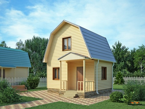 Проект дома 0101