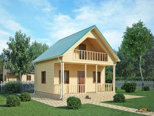 Проект дома 0105