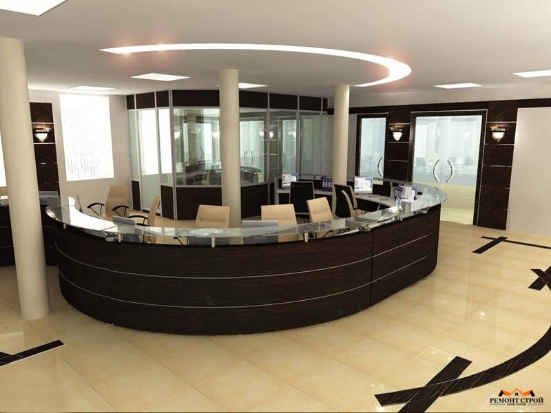 Евроремонт офисов