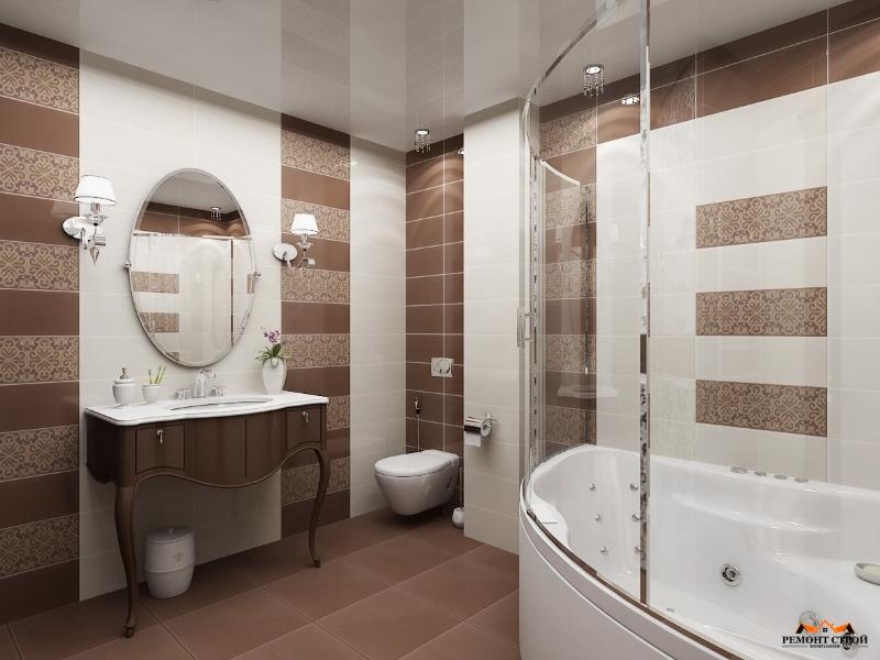 Ремонт ванны в квартире