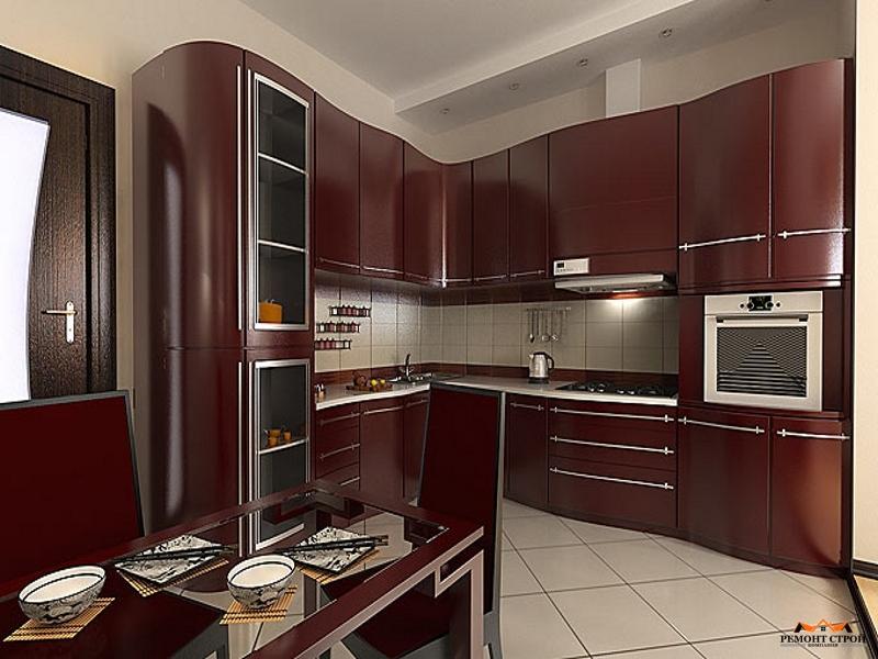 Как сделать хороший ремонт на кухне 77