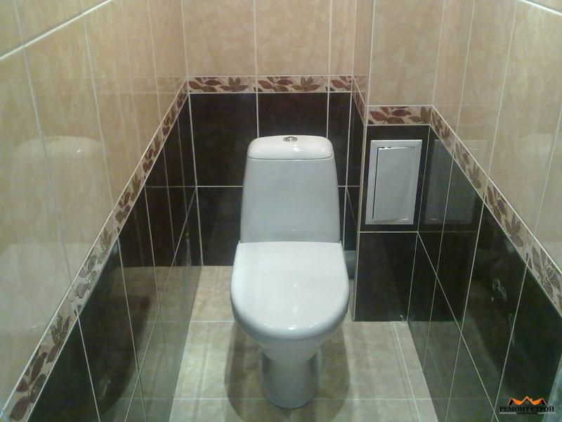 Ремонт туалета комнаты