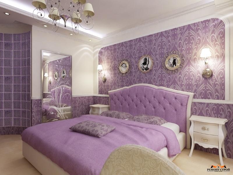 Стоимость ремонта спальной