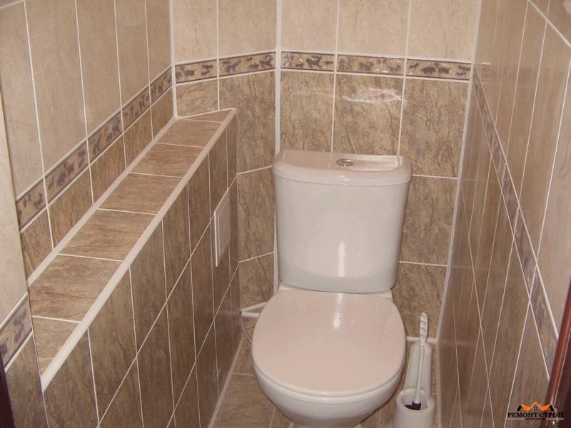 Стоимость ремонта туалета