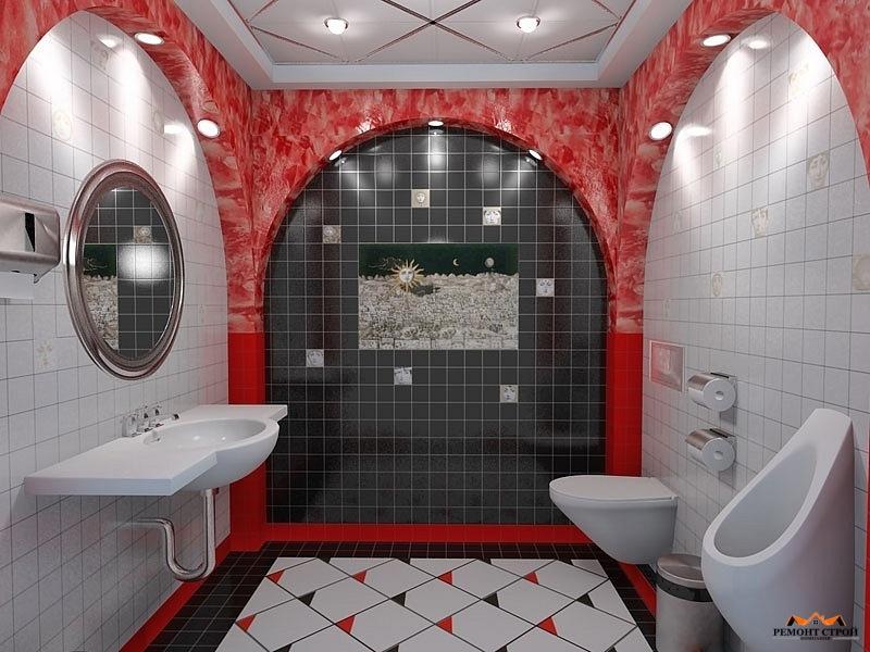 Услуги по ремонту туалета