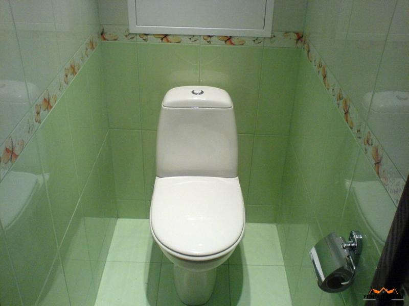 Цены ремонта туалета