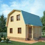 Проект дома 0103