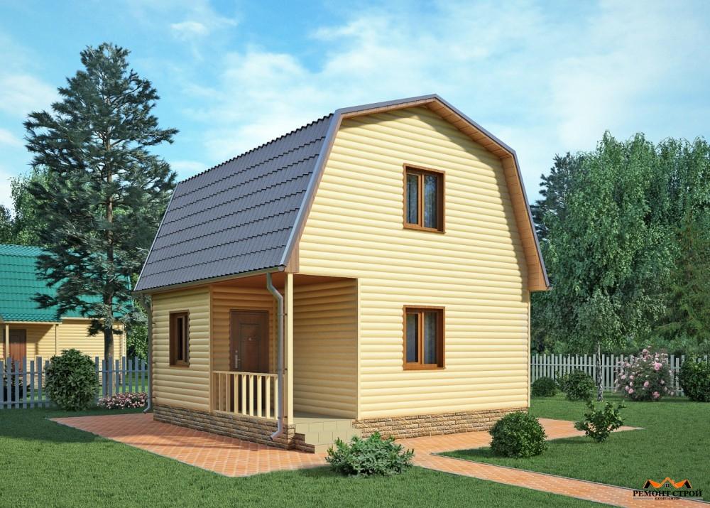 Проект дома 0102