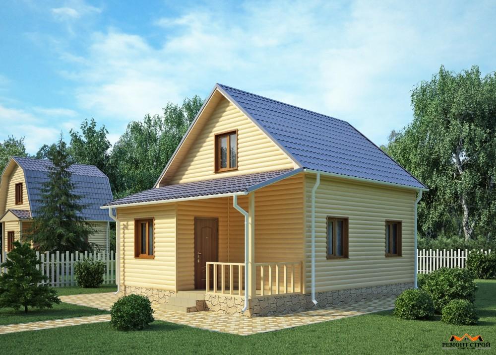 Проект дома 0106