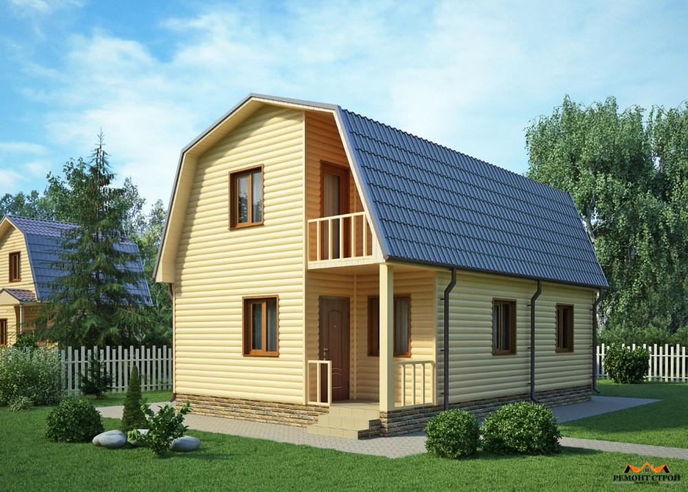 Проект дома 0108