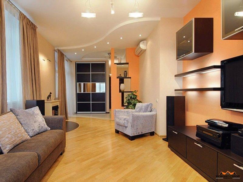 Отделка 2 квартиры
