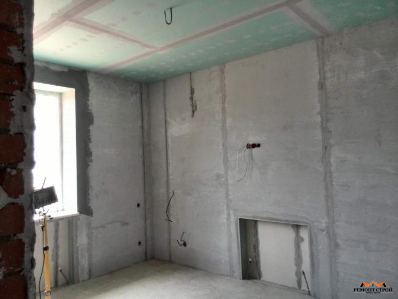 Ремонт штукатурки стен