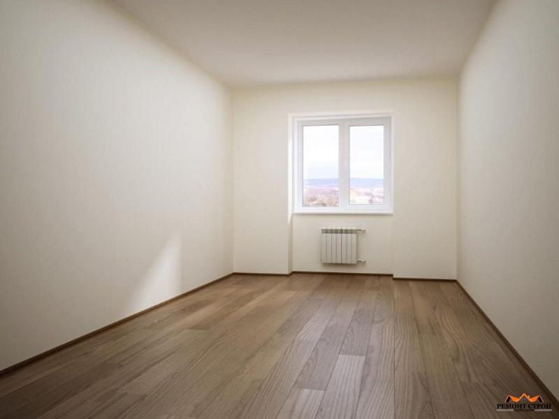 Чистовая отделка комнаты