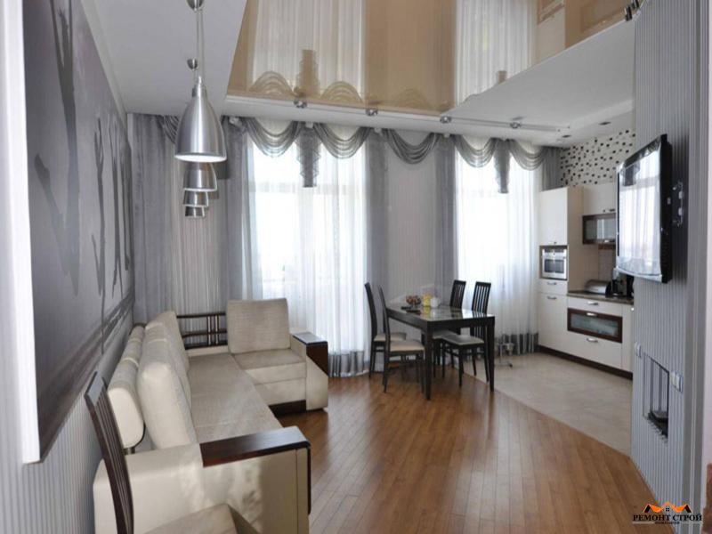 отделка однокомнатных квартир