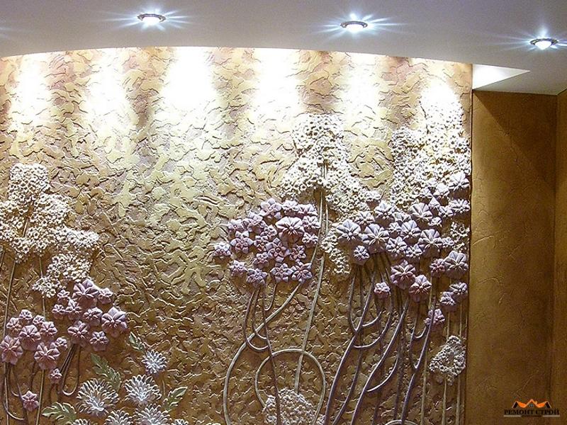 Декоративная отделка дома