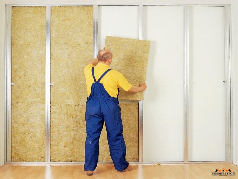 Как сделать шумоизоляцию в квартире если уже сделан ремонт