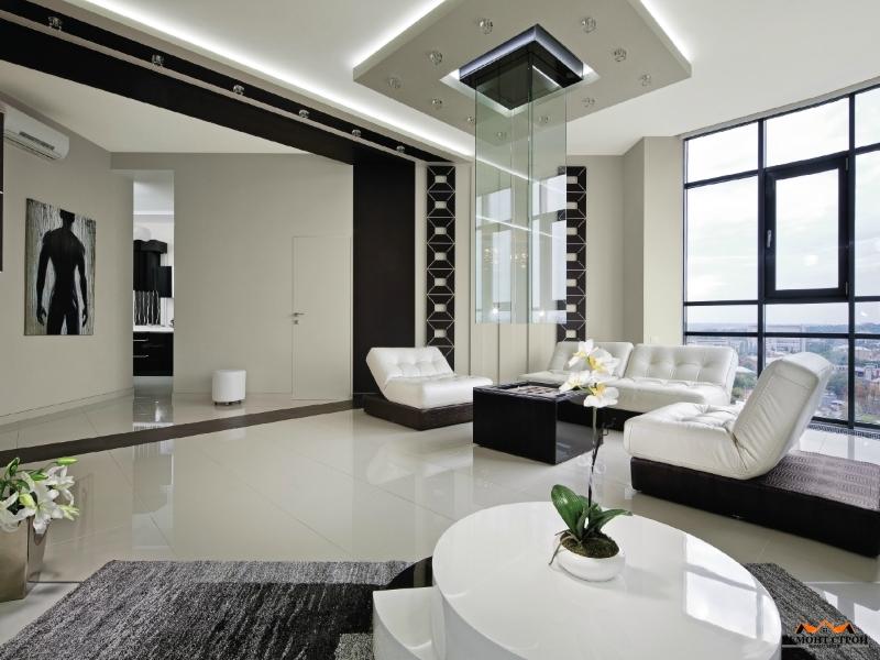 Дизайн квартиры, ул Профсоюзная, Москва - Фото ремонтару