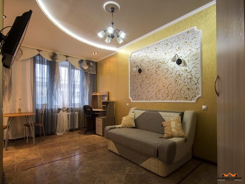 Ремонт двухкомнатной квартиры