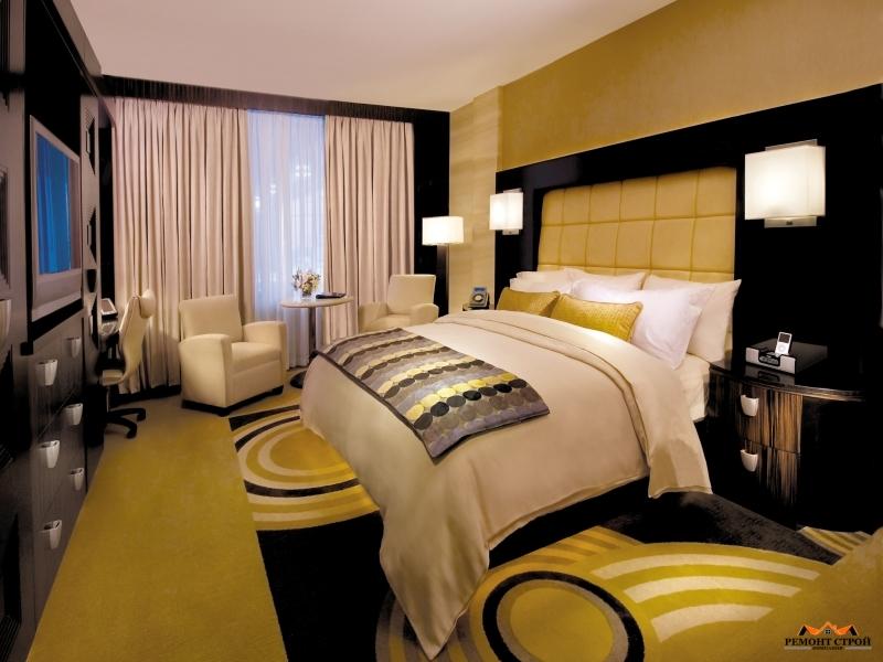 Капитальный ремонт в гостинице