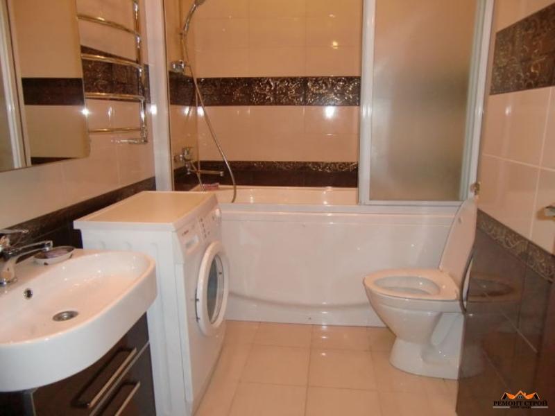 Ремонт туалета совмещенного