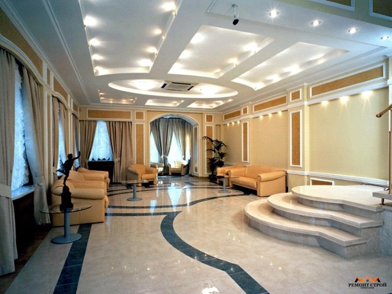Стоимость ремонта гостиницы