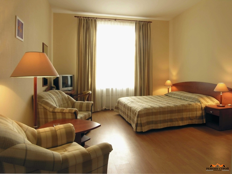 Ремонт гостиницы