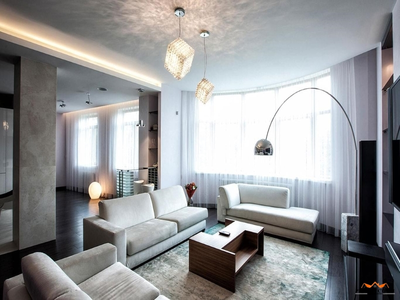 Ремонт 4х комнатной квартиры