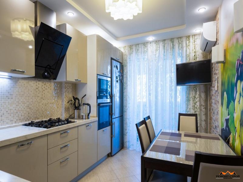 Ремонт двухкомнатных квартир в новостройке в Нижнем Новгороде